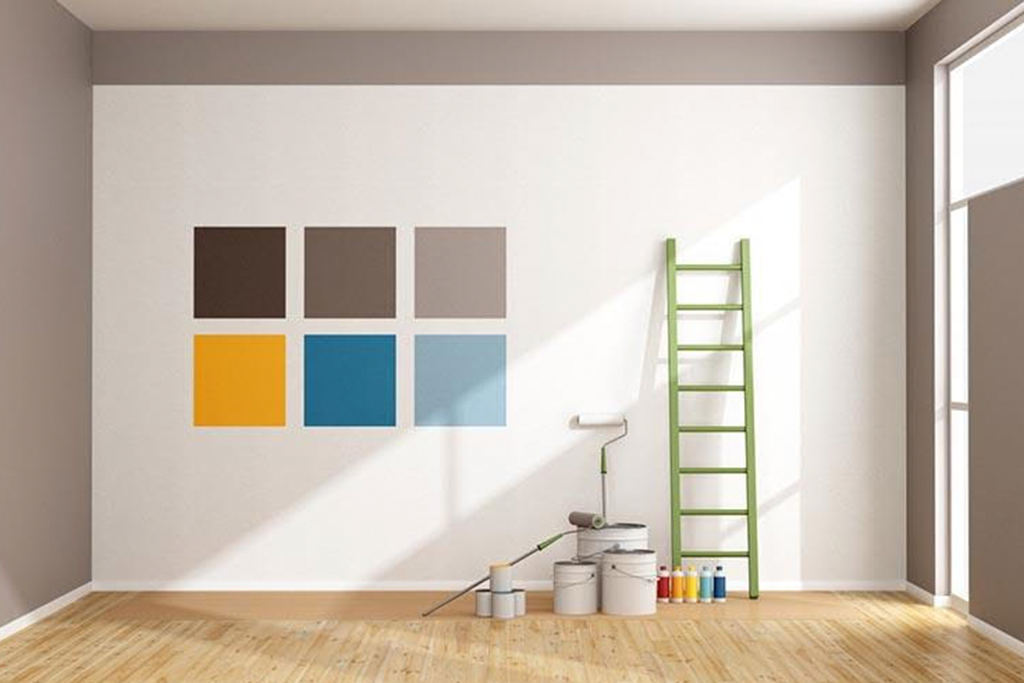 Painting Interior Walls, Especially With Quality, Low VOC And Zero VOC  Paints And Finishes, Can Reduce Odors And Fumes, And Promote Healthy, ...
