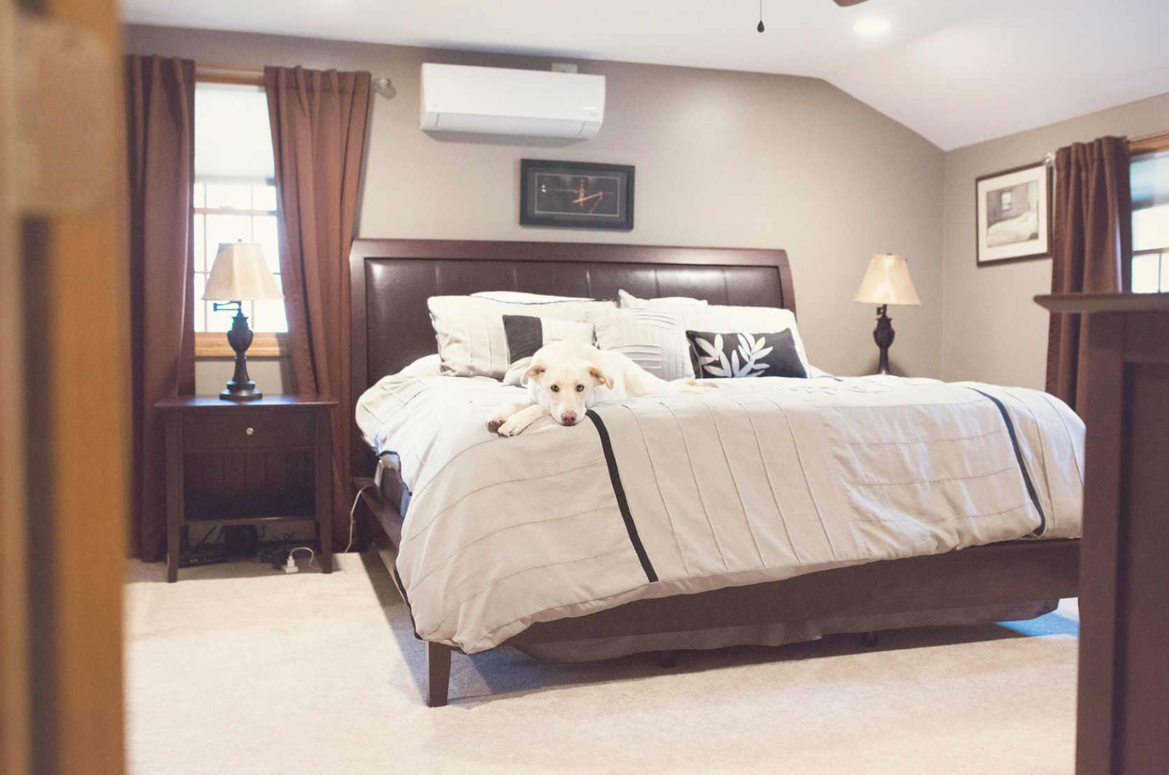 Master Bedrooms and Suites - TCS